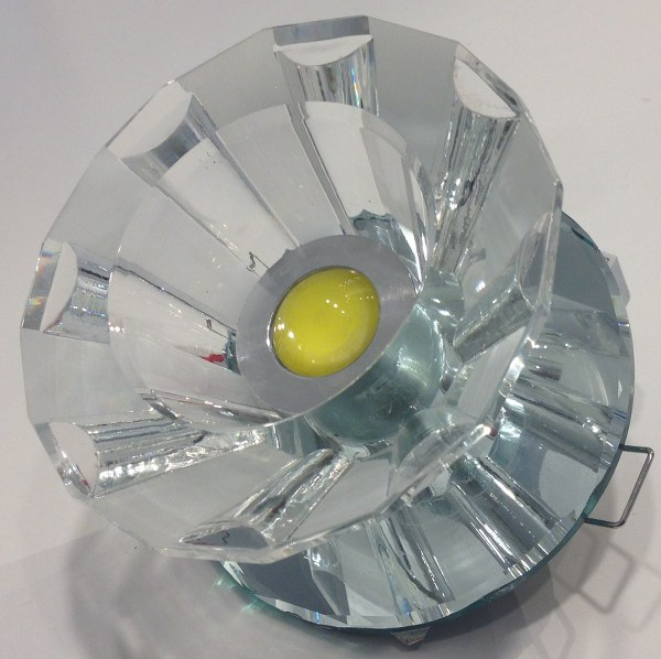 9700/05 KRİSTAL SPOT 5W COB LED 4000K